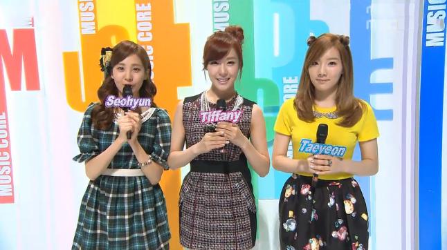 MBC Music Core 11.17.12
