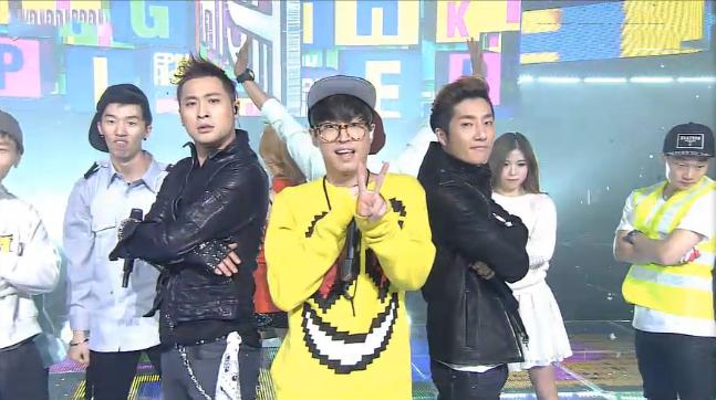 SBS Inkigayo 11.18.12