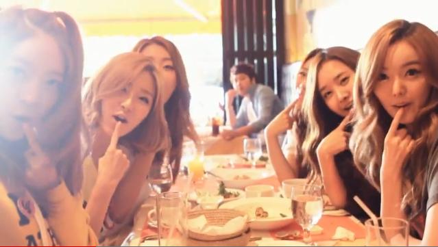 "Dal Shabet Releases MV ""For Darling"""