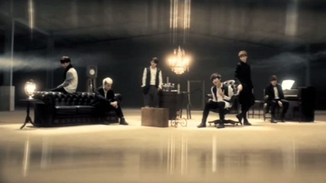 "U-KISS Reveals Short Ver. MV for New Japanese Single ""Distance"""