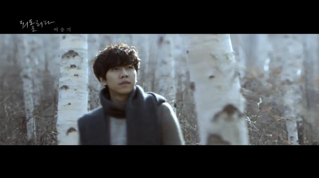"""Lee Seung Gi Releases Comeback MV """"Return"""""""