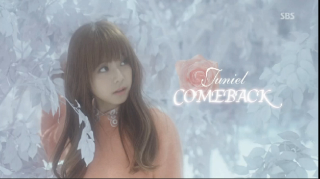 "Juniel Performs ""Bad Man"" for Inkigayo Comeback"