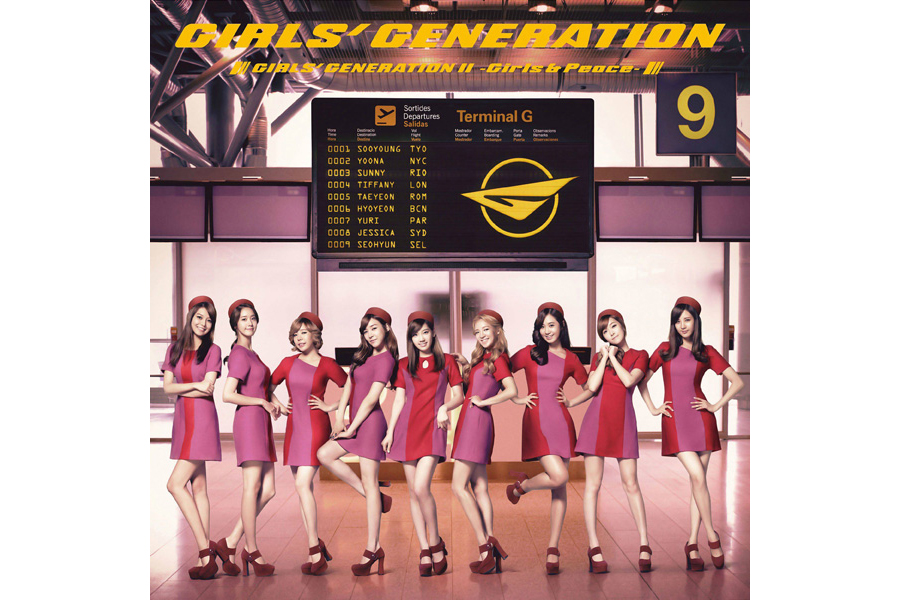 Girls' Generation Releases Audio Previews for Second Japanese Album