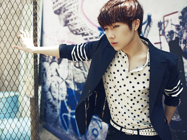 Infinite's Sung Kyu Reveals First Teaser Image for Solo Debut