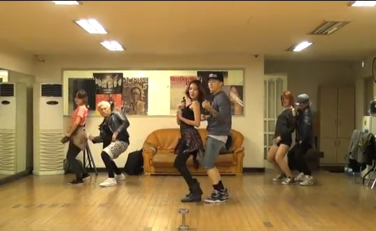 "NS Yoon-G and Jay Park Release Dance Practice Video for ""If You Love Me"""