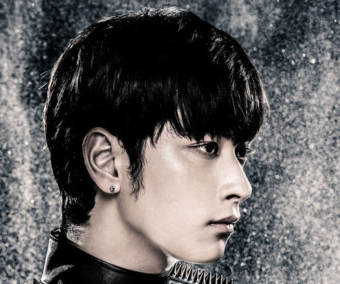 "2PM's Chansung Reveals ""What Time Is It?"" Concert Poster"