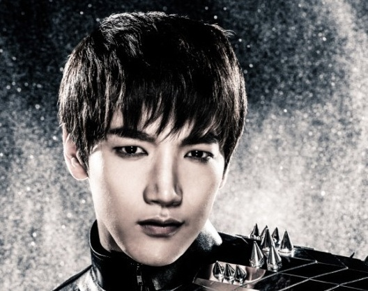 """2PM's Jun. K Reveals Poster for """"What Time Is It?"""" Live Tour"""