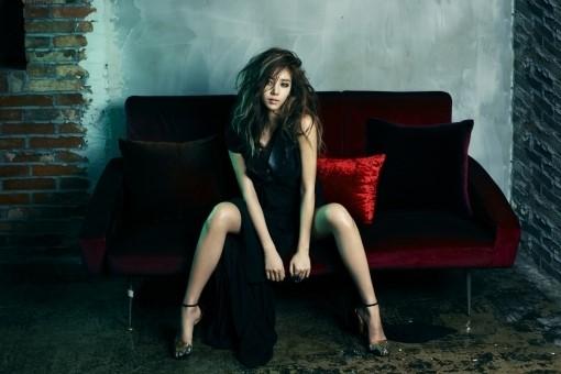 Son Dam Bi Sizzles in Latest Teaser Stills for Comeback