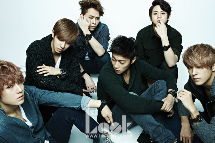 """From Boys to Men: BEAST for """"1st Look"""""""