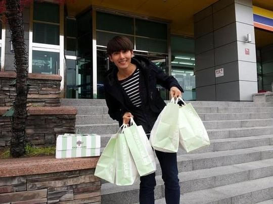 Super Junior's Ryeowook Loves To Eat Pastries