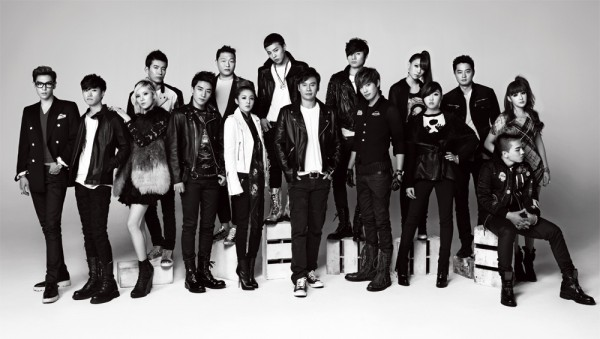 YG Earned Roughly 15 Million USD During First Three Quarters of 2012