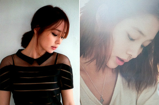 Lee Min Jung Looking Lovelier Than Ever