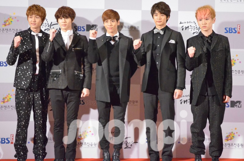 [Exclusive] SHINee, BTOB, Kim Soo Hyun, Ailee, and more at 2012 Korea Popular Culture & Art Awards Red Carpet