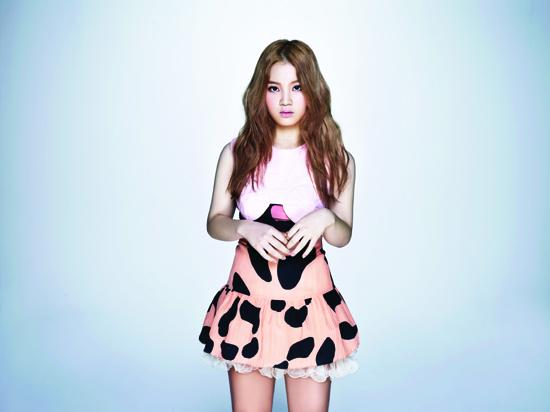 JYP Produces Lee Ha Yi's New Single