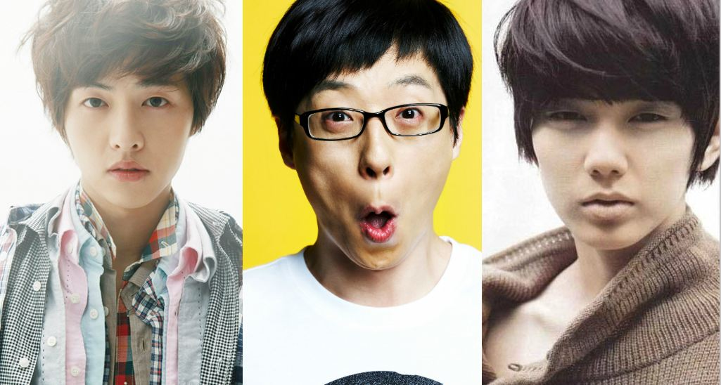 Video of Young Song Joong Ki, Yoo Jae Suk and Yoo Seung Ho Resurfaces