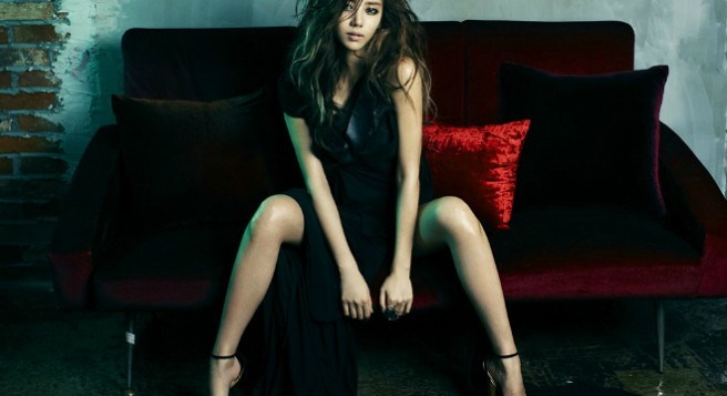 "Son Dam Bi: ""Dad Suffered From Brain Hemorrhage When I Was A Trainee"""