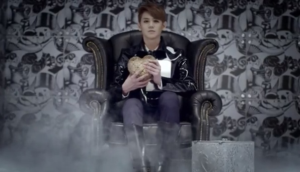 "BEAST's Yang Yoseob Releases MV for Debut Solo Track ""Caffeine"""