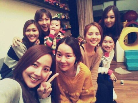 First Generation Female Idols Have A Reunion