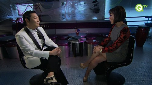 PSY Questions Why Asian Artists Try to Act American in the U.S.
