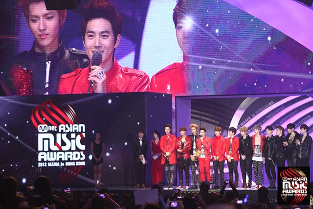[Exclusive] Win Free Tickets to Watch 2012 MAMA on the Big Screen! (Los Angeles, CA)