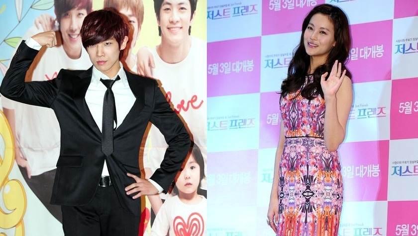 MBLAQ's Lee Joon And Yeon Seo Are Titanic's Jack and Rose