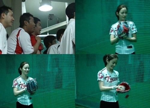 Kim Tae Hee Is Pitch Perfect