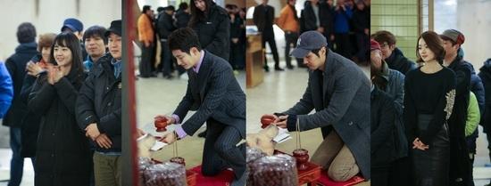 "Upcoming Drama ""Alice in Cheongdamdong"" Holds Ritual Ceremony"