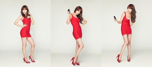 Kim Ah Joong's Coke-Bottle Body Curves