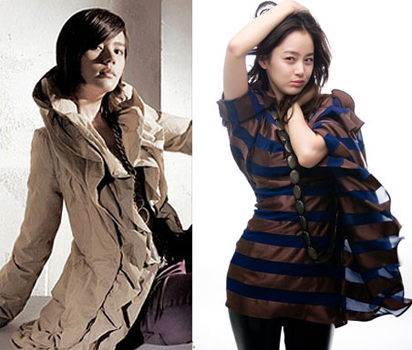 Kim Tae Hee and Han Ga In Have Similar Looks with No Makeup