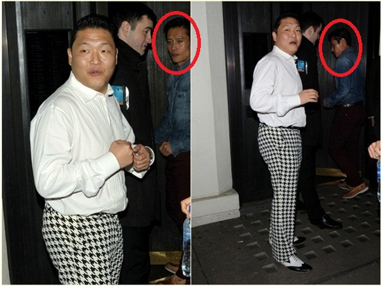 Lee Byung Heon Humiliated By PSY?
