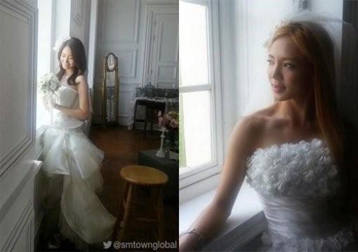 Girls' Generation's Hyoyeon and YoonA Are Ready To Marry?