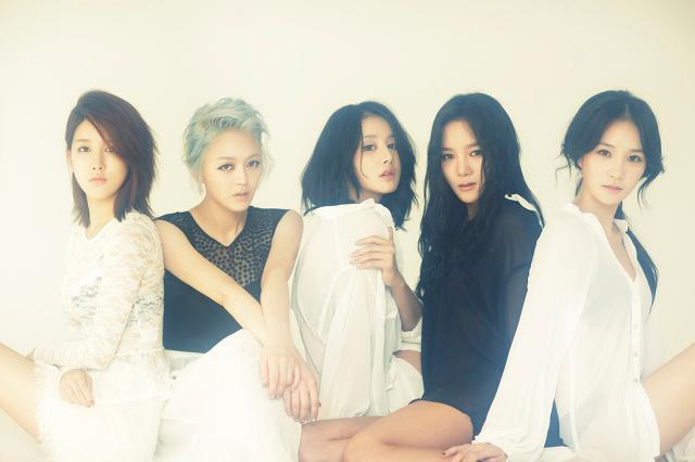 SPICA Releases Elegant and Sexy Teaser Photos for Comeback