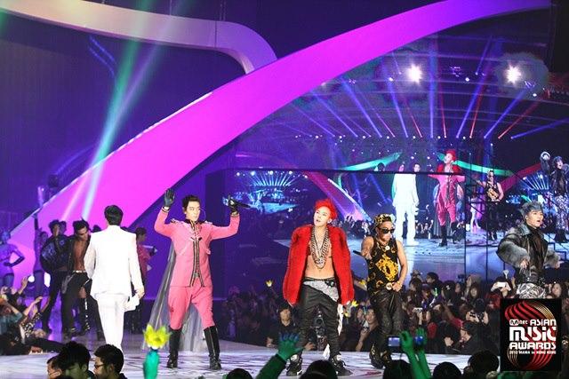 2012 MAMA Winners and Performances
