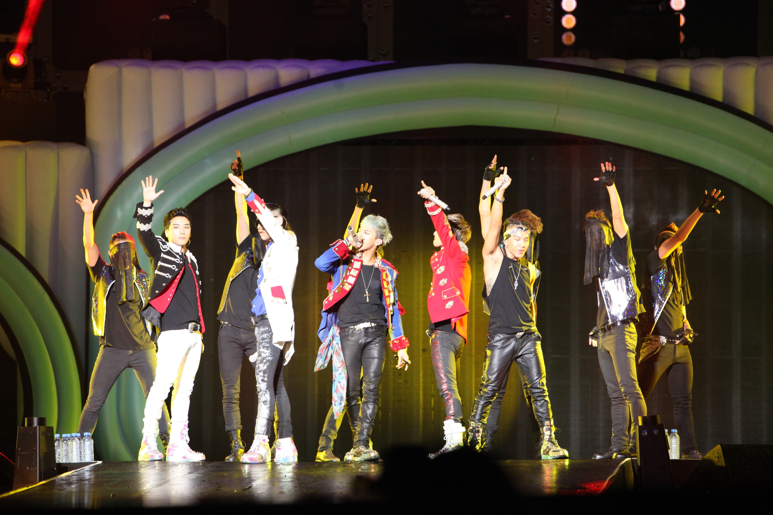 [Concert Review] Big Bang Alive Galaxy World Tour 2012 in Malaysia