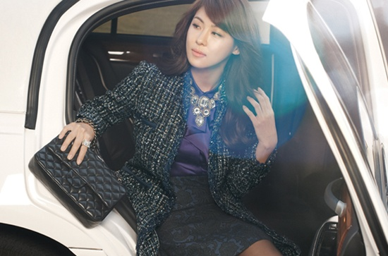Ha Ji Won Introduces Herself as an Author