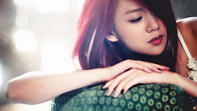Kara's Seung Yeon Gets Ready for Winter