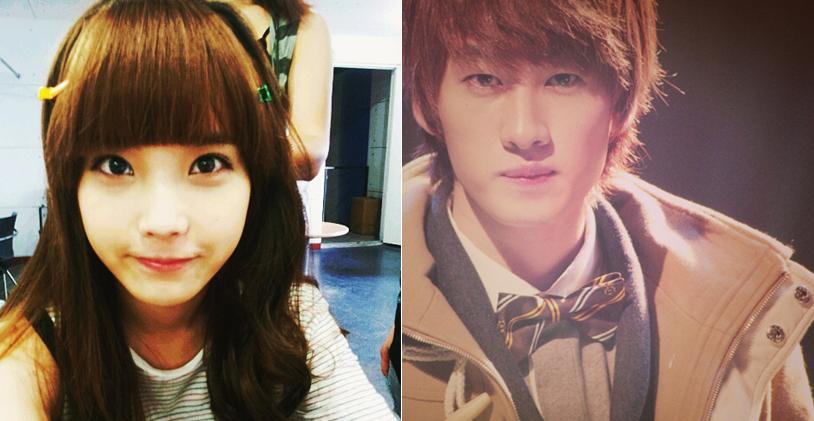 IU and Eunhyuk