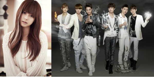 Juniel and EXO-K Emerge as Best Rookies at Korea Entertainment Arts Awards