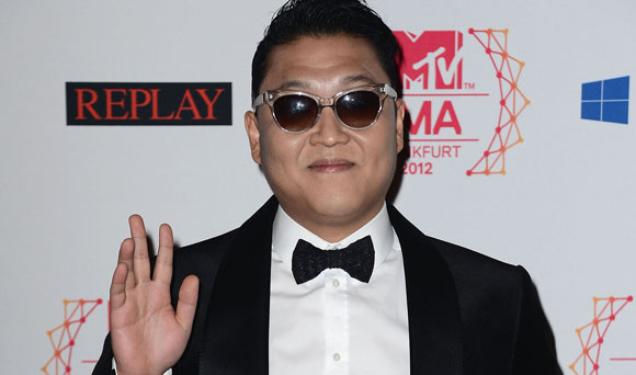 """PSY's """"Gangnam Style"""" Included in Billboard's """"Biggest No. 2 Hits Ever"""" List"""