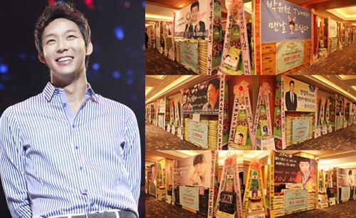 Park Yoo Chun's Fans Donate Over 10 Tons of Rice