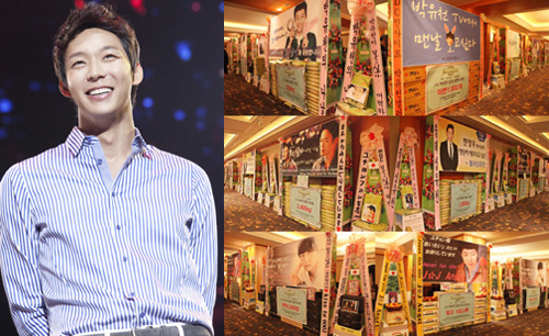 Park Yoo Chun's Fans Donate Over 10 Tons of Rice