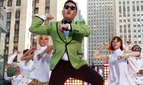 PSY Pays for His Manager's Entire Wedding