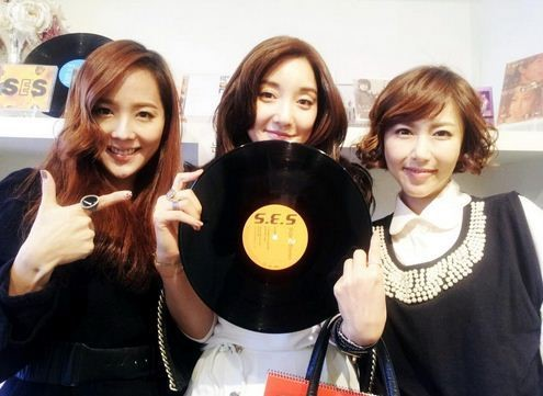 S.E.S Members Express Gratitude To Fans For Remembering 15th Anniversary Since Debut