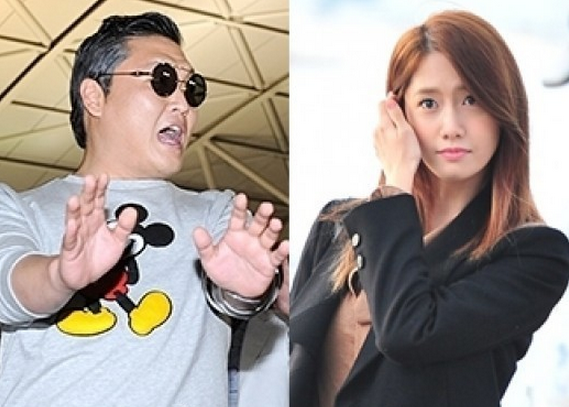 """Netizens in Disbelief after Seeing the Photo that Sparked PSY and YoonA's """"Affair"""""""