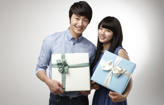 Jung Il Woo and miss A's Suzy Get Cozy