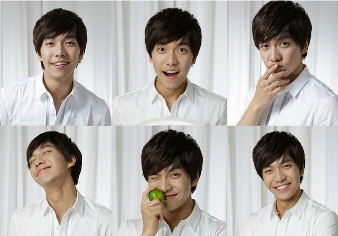 Lee Seung Gi Voted as the Celebrity Who Would Ace the College Scholastic Ability Test