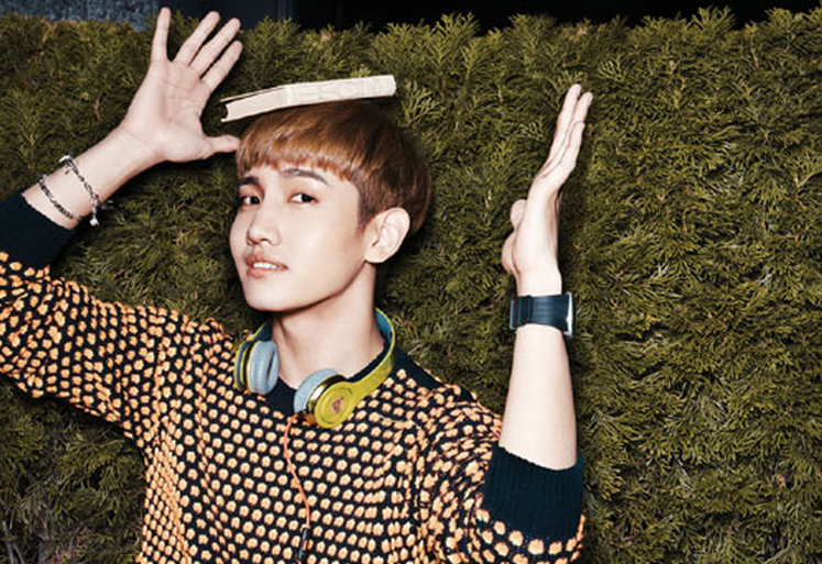 DBSK's Changmin Reveals His Troubles