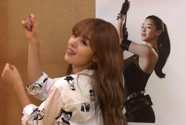Secret's Han Sun Hwa Thinks She Looks Just like Jeon Ji Hyun!