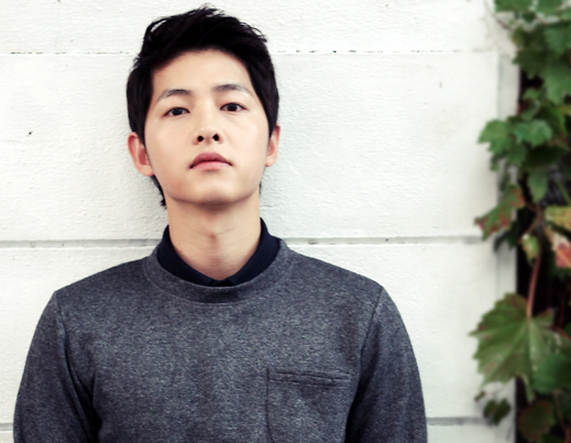 Actor Song Joong Ki Says He Strives To Live with Integrity