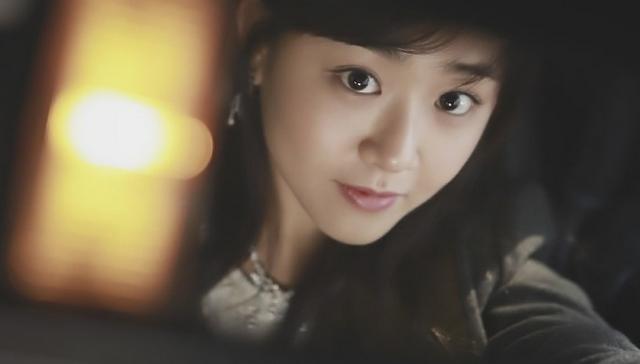 Moon Geun Young Glows in a Wedding Dress
